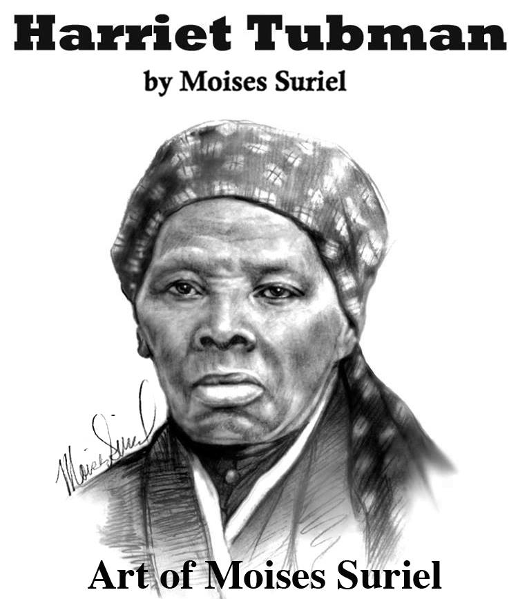 In HONOR OF BLACK HISTORY MONTH 2015 Harriet Tubman | Dawn0834's Blog