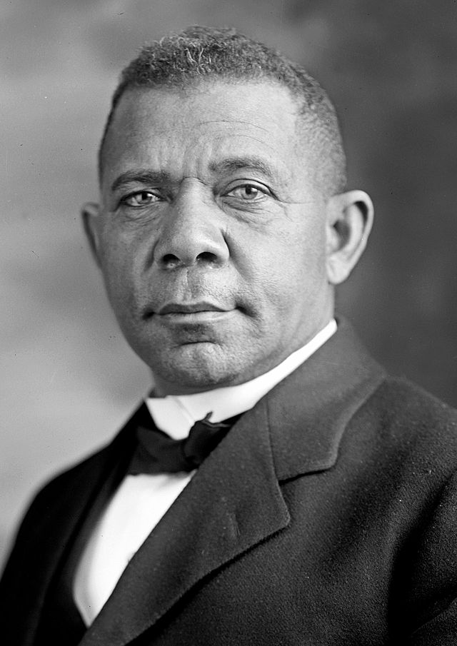 booker t washington born into slavery history essay It's seen throughout history the struggle that african americans had to go   booker taliaferro washington booker t washington was born into slavery on  april 5.