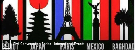 Civil Conversation Series - International Events