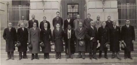 Franklin Delano Roosevelt Black Cabinet